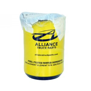 Alliance Fuel Water Separator Element. Replaces: BR90FRT10, FS19551, P551855, R90T, etc. Part #ABP N122 R50550 From Tracey Truck Parts