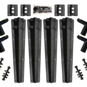 Minimizer B100 Bracket Kits. Bracket Kits Compatible with Minimizer™ Fenders from Tracey Truck Parts | Minimizer Truck Parts for Sale Online.