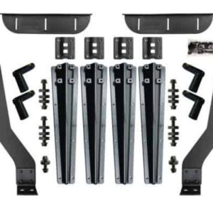 Minimizer B4578 Bracket Kits. Compatible with Minimizer™ Fender Series from Tracey Truck Parts | Minimizer Truck Parts For Sale Online.