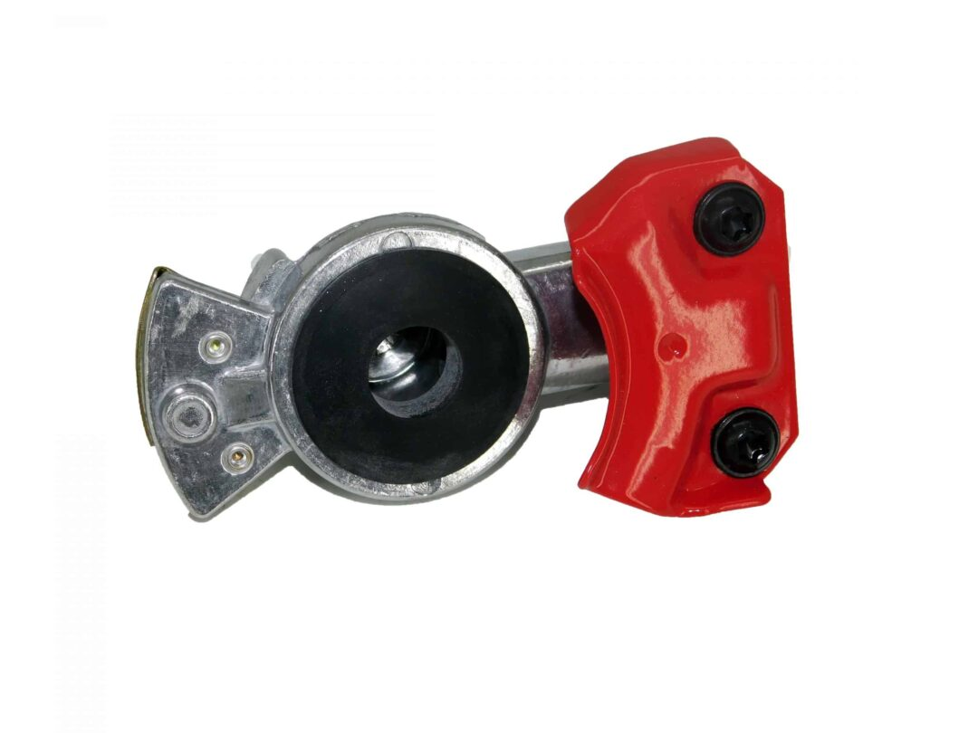 Alliance Emergency Gladhand. Gladhand/Coupler AY-E, Standard Mount. Part #ABP N42AGHSE From Tracey Truck Parts