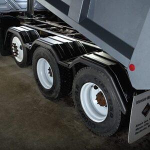Rolling Triples - Minimizer™ 318 Fender Series Part # MIN318 from Tracey Truck Parts   Minimizer Truck Parts For Sale Online.