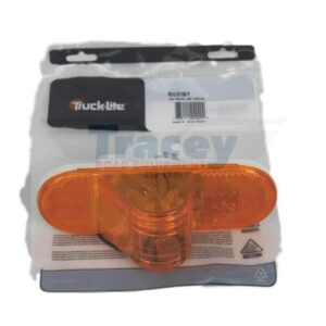 Truck Lite Oval Amber Lamp Part # TL 60215Y from Tracey Truck Parts | Truck Lite Parts For Sale Online.