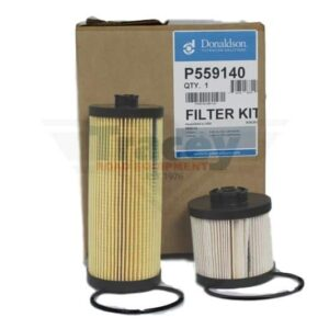 Donaldson Fuel Filter Kit. Part # DN P559140 from Tracey Truck Parts, Donaldson Truck Parts For Sale Online.