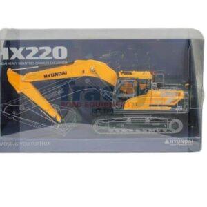 Hyundai HX220 Model Die-Cast Metal Replica Part # HX-220 from Tracey Truck Parts   Hyundai Replicas for Sale Online.
