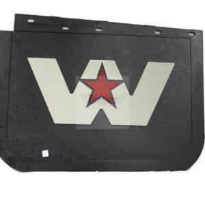 Western Star Mudflap (LH) Super Vis Hood Part # 69681-002 from Tracey Truck Parts   Western Star Truck Parts For Sale Online.
