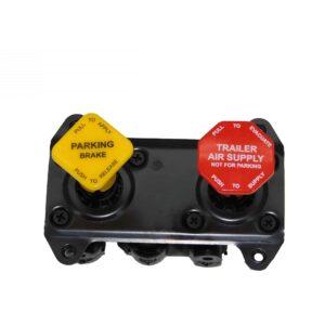 TTP Bendix MV-3 Dash Valve Part # TTP BW 800573from Tracey Truck Parts | Bendix Truck Parts For Sale Online.