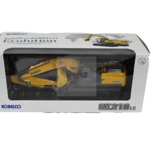 Kobelco SK210LC Replica Model | # KSP000000N11DK | Tracey Truck Parts | Construction Equipment Models For Sale Online.