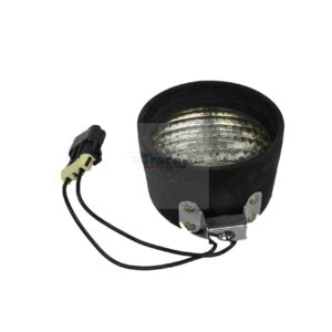 """Truck Lite 5"""" Utility Lamp Part # 80414 from Tracey Truck Parts 