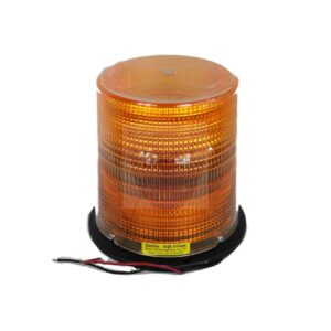 Vehicle Safety Manufacturing Amber Strobe Light 12/24 Volt | #VSI 310AD | Tracey Truck Parts | Truck Parts For Sale Online.