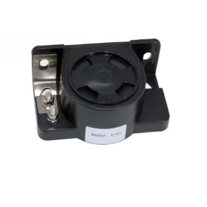 """Alliance Reverse Motion Warning Alarm, 97 DB 12-Volt. Waterproof, Compact Size 4""""W X 1 5/8"""" D X 2 3/4"""" H. Part #ABP N55 BU2000C From TTP"""