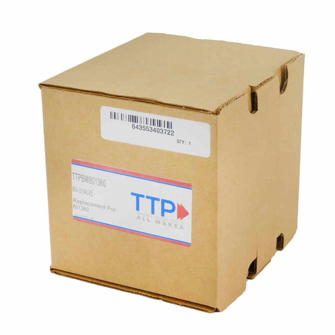 TTP Bendix Wabco MV-3 Valve   # TTP BW 801360