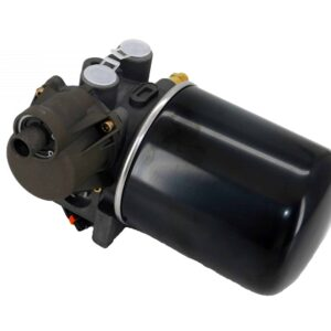 SS1200 TTP Air Dryer Assembly, 12 Volt / 100W Heater with Integral Turbo Cut Off Valve And Mounting Bracket. Part # TTP TDA R955205 From TTP
