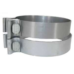 Alliance 5 Inch DBL AccuSeal Clamp. Replaces: Freightliner 04-20289-000, etc. Part # ABP N35 04 20289 000 from Tracey Truck Parts.