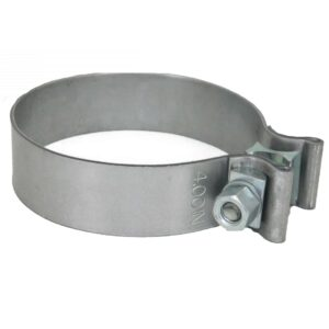 Alliance Accuseal 4 inch Magni Coated Clamp. Alliance Truck Part # ABP N35 100425 from Tracey Truck Parts.