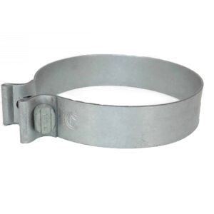 Alliance Accuseal 5 inch Magni Coated Clamp. Replaces: 10-0725-AM, etc. Part # ABP N35 100725 from Tracey Truck Parts.