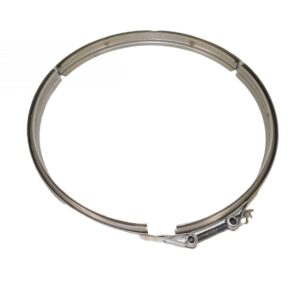 """Alliance Clamp, V-Band - 14"""" DPF/DOCPart # ABP N49 CD008 From Tracey Truck Parts"""