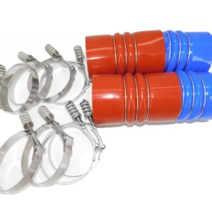 """TTP CAC Hose Kit Both 4"""" And 5"""" Hoses with All ClampsPart # TTPCAC-KIT from Tracey Truck Parts"""
