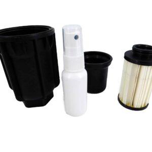 Diesel Exhaust Fluid (DEF) Filter Kit. Replaces DDE A0001421089, A0001421089, 2122909PE, 2122909,4388378Parts # TTP DDE A0001421089