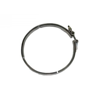 TTP Exhaust V-Clamp for the Diesel Particulate FilterReplaces TTP2871861, 2871861Part # TTP 2871861from Tracey Truck Parts