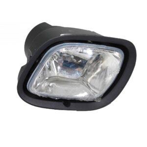 TTP Left Hand Fog Lamp Assembly SAE Fits Freightliner CascadiaReplaces TTPA0651908004, A06-51908-004Part # TTP A06-51908-004