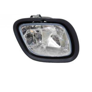 TTP Left Hand Fog Lamp Assembly SAE Fits Freightliner CascadiaReplaces TTPA0651908005, A06-51908-005Part # TTP A06-51908-005