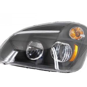 Alliance Left Hand Headlamp Assembly. For Freightliner 2008-2017 Cascadia Driver Side. Part # ABP N60B 71032L From Tracey Truck Parts