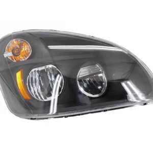 Alliance Right Hand Headlamp Assembly. For Freightliner 2008-2017 Cascadia Passenger Side. Part # ABP N60B 71032R From Tracey Truck Parts