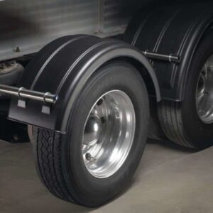 MIN221800 Minimizer™ Poly Fender Single Wheel Set. Part # MIN221800 from Tracey Truck Parts   Minimizer Truck Parts for Sale Online.